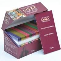 【小閔的古典音樂世界】hyperion 霍華德(Leslie Howard)/李斯特: 鋼琴作品全集[Liszt: The Complete Piano Music]【99CDs】