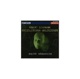 DENON 阿方納西夫(Valery Afanassiev)/舒曼:克萊斯勒魂、森林情景【1CD】
