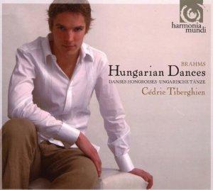 harmonia mundi 布拉姆斯:匈牙利舞曲、鋼琴小品、圓舞曲[Brahms: Hungarian Dances、Klavierstücke、Walzer]【1CD】