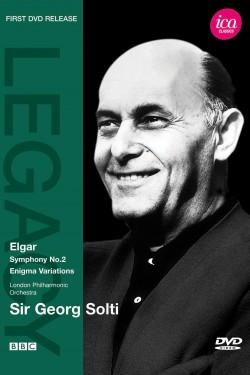 ica 蕭提(Sir Georg Solti)/艾爾加:第2號交響曲、謎之變奏曲(Elgar Symphony No.2, Enigma Variations)【1DVD】