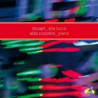 la dolce volta 契可里尼(Aldo Ciccolini)/莫札特:第2、11、13號鋼琴奏鳴曲(Mozart:Piano Sonatas nos.2, 11, 13)【1CD】