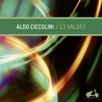 la dolce volta 契可里尼13首圓舞曲(Aldo Ciccolini / 13 Valses)【1CD】