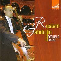 MELODIYA 蓋伯都利/低音大提琴藝術(Rystem Gabdullin/Doubel Bass)【1CD】