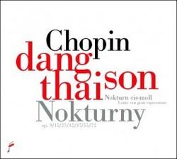 【小閔的古典音樂世界】NIFC 鄧泰山(Dang Thai Son)/蕭邦:14首夜曲[Chopin: Nocturnes]【1CD】