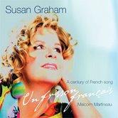 ONYX 蘇珊‧葛蘭姆(Susan Graham)/感人的法式顫音-法國歌曲一百年【1CD】