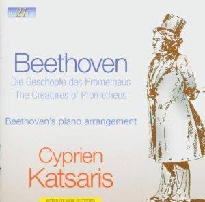 Piano21 貝多芬:普羅米修斯的創造 (鋼琴改編版)[Beethoven's Piano Arrangement - The Creatures of Prometheus]【1CD】