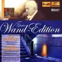 Profil 汪德(Günter Wand)/史特拉汶斯基:火鳥組曲、普欽奈拉組曲、普羅高菲夫:小提琴協奏曲第1號[Stravinsky:The Firebird Suite、Pulcinella Suite、Prokofiev:Violin Concerto No. 1]【1CD】