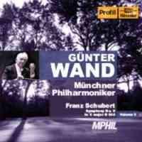 Profil 汪德(Günter Wand)/舒伯特:交響曲第9號[Schubert: Symphony No. 9 'The Great']【1CD】