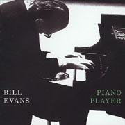 SONY 比爾.伊文斯(Bill Evans)/鋼琴獨奏(Piano Player)【1 Blu-spec CD】