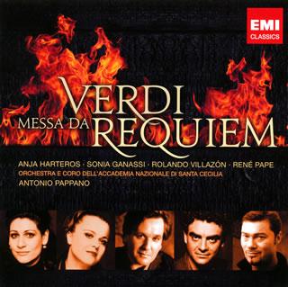 EMI 帕帕諾(Antonio Pappano)/威爾第:安魂彌撒[Verdi:Messa da Requiem]【2HQCDs】