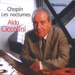 Cascavelle 契可里尼(Aldo Ciccolini)/蕭邦:夜曲全集【2CDs】