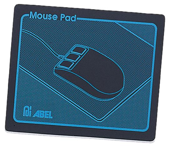 力大牌 ABEL   66805  230X190mm  滑鼠墊 (顏色隨機出貨)  /  片