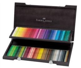 缺貨中 FABER-CASTELL輝柏   117513  藝術家級水彩色鉛筆-120色 / 盒