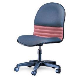 潔保 C-03-1 基本型 高級防火布 透氣皮辦公椅 / 張