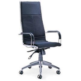 潔保 CS-701 網布高背 高級主管皮椅 / 張