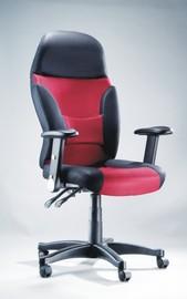 潔保 T-027 高背造型賽車椅 / 張