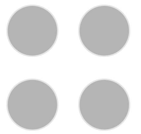 雷鳥 LT-3306 教學磁鐵(直徑13.8X厚度3mm)-4個入 / 包