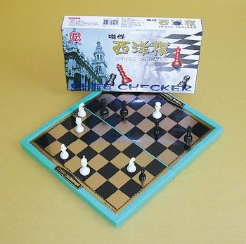 雷鳥   LT-303  磁性西洋棋  / 付