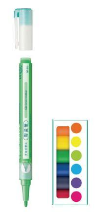 缺貨中 雄獅 GR-310 直液前壓式陶瓷筆 / 支