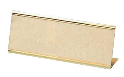 新潮指示標語系列 L型鋁合金座(小) - 空白 TA-200G / 個