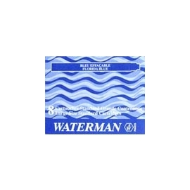 華特曼 Waterman 標準型 卡式墨水-8支入 / 盒