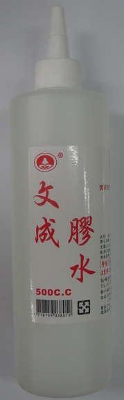 文成 LW-1132 500cc 膠水補充液 / 瓶