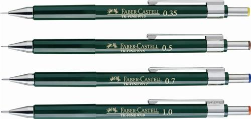 【FABER-CASTELL】輝柏 136300 高級製圖自動鉛筆