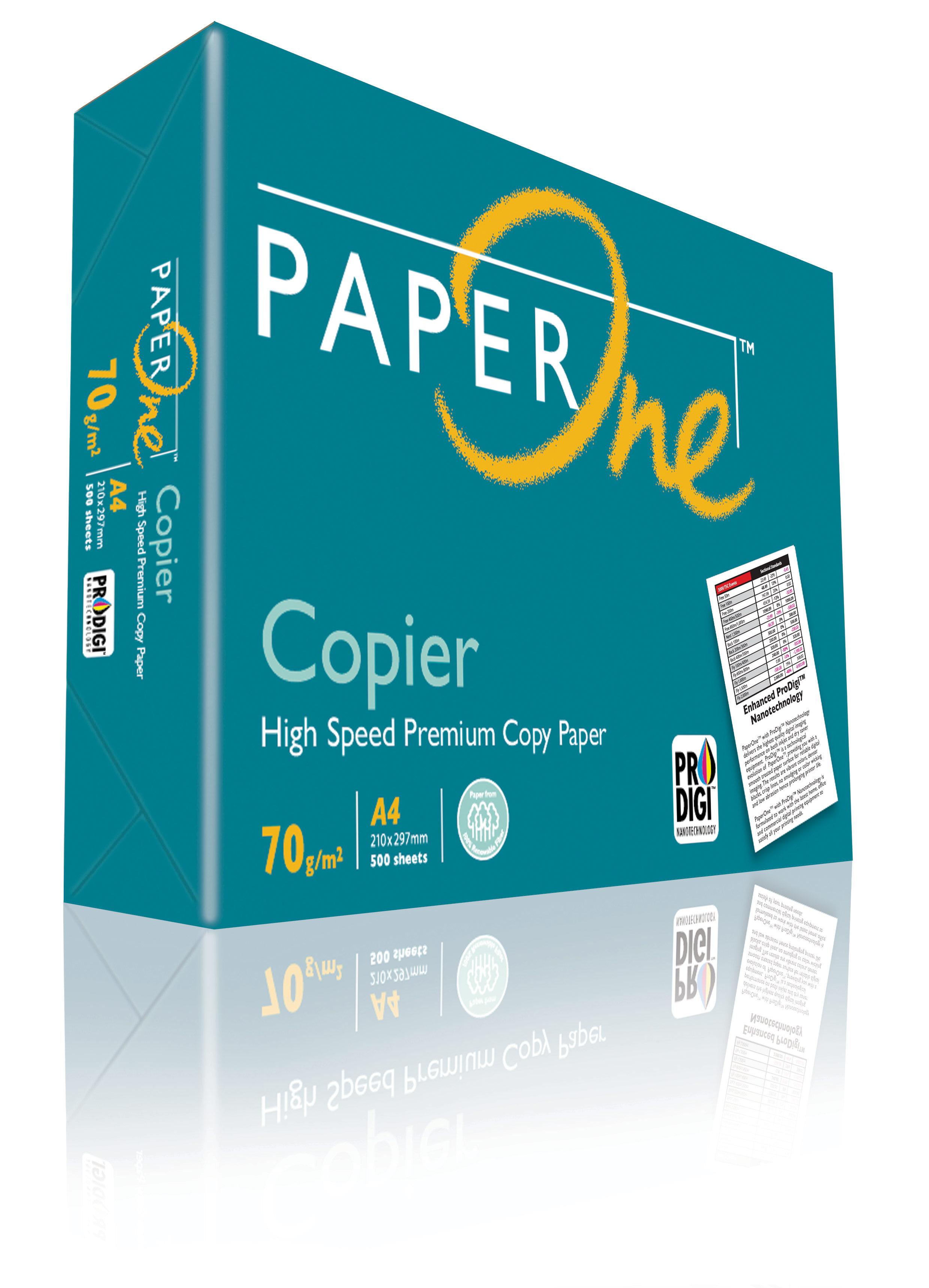 PAPER-ONE A4影印紙 70磅 / 包