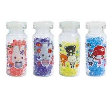 吉妮家族  5000083 珍珠香豆(顏色隨機出貨)-10ml / 罐