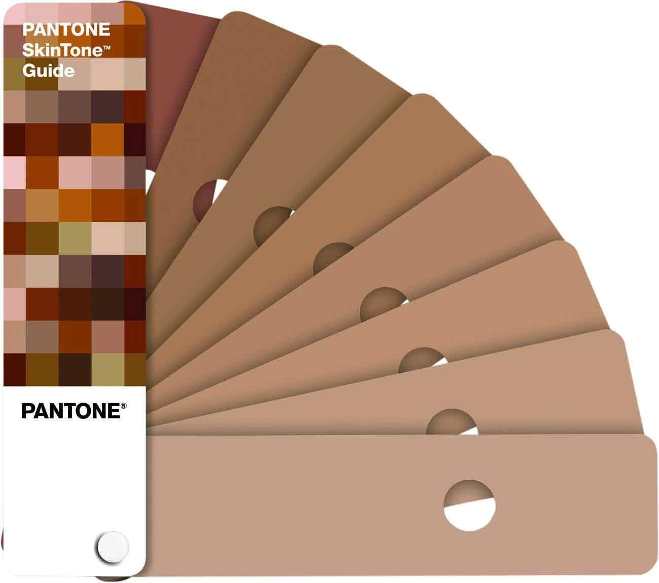 【永昌文具】PANTONE - Skin Tone Guide 膚色指南色卡 STG201 /本
