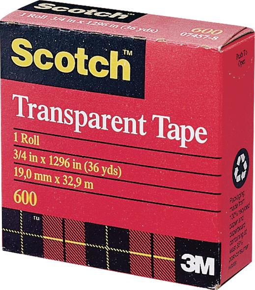 3M Scotch 666 雙面膠帶42個 / 件