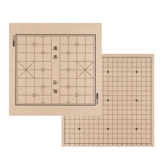 Trust   兩用棋盤(象棋&圍棋) / 塊