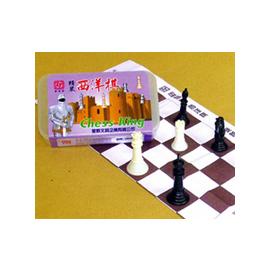 雷鳥   LT-2101  精裝西洋棋   /  付