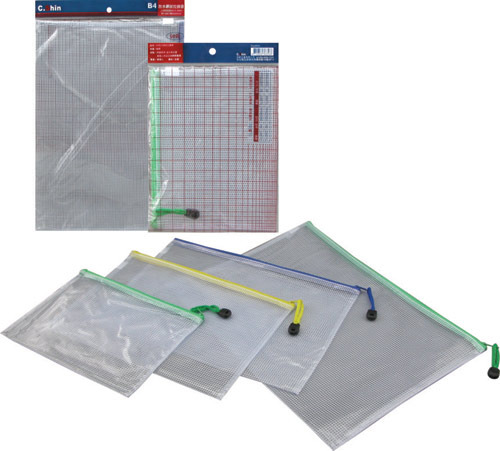 加新 7LL0603 CS-B5 防水拉鍊袋(12個/包)