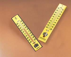 進大  JD-I631 45公分木板溫度計 THERMOMETER / 支