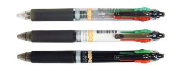 筆樂 Penrote PA8562 0.5mm 3+1四色筆-36支入 / 盒