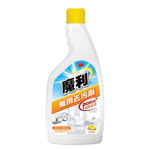 3M   魔利 萬用去污劑補充瓶-500ml / 瓶