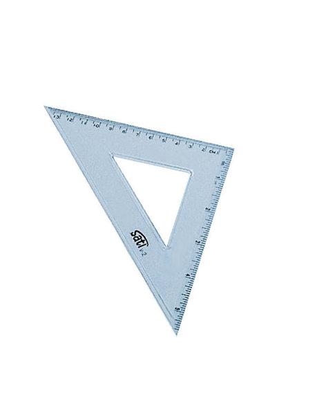 歐菲士 三角板 -20cm / 組