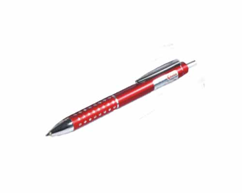 巨倫 A-1381 經典原子筆(紅) /支