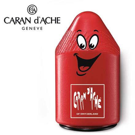CARAN d'ACHE 瑞士卡達 微笑雙孔筆削 / 個