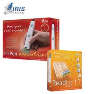 IRISPen Executive 6 掃描筆 + 辨識軟體 Readins Pro12 /組