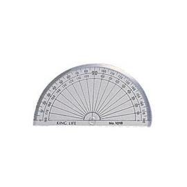 【徠福】 NO.1018 半圓分度器