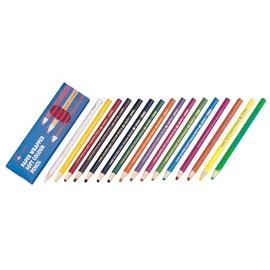 徠福 NO.2000 利得紙捲蠟筆(韓國製造) 12支入 / 盒