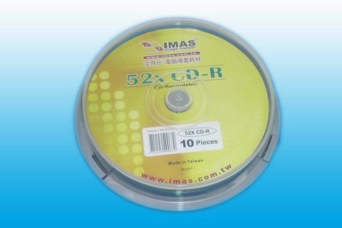 【萬事捷】5631 CD-R A級品 10片筒裝
