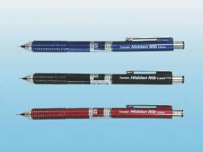 【萬事捷】3090 HN-50 伸縮自動鉛筆0.3mm (12支/盒裝)