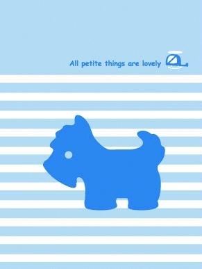 【美加美】文具紙品-Mono 粉藍PVC卡子本 AM2004/本