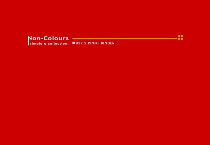 【美加美】文具紙品-NC 80K資料卡夾-紅AG2013/個