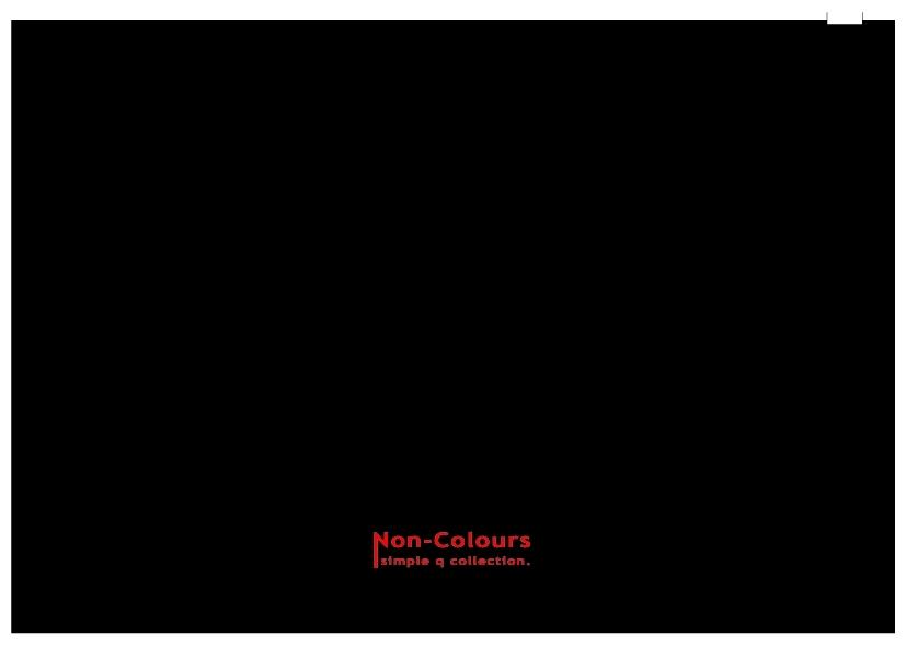 【美加美】文具紙品-N-C A4拉鍊袋-黑AG2051/個