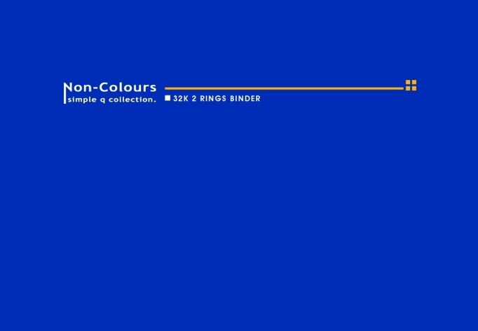 【美加美】文具紙品-NC 80K資料卡夾-藍AG2013/個