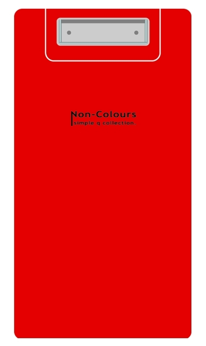 【美加美】文具紙品-NC 40K帳單夾-紅AG2119/個